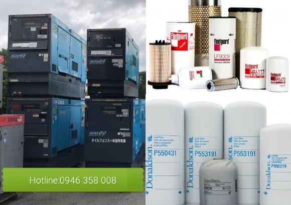 Giá bảo trì bảo dưỡng máy phát điện