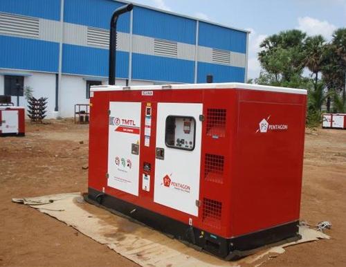 Máy phát điện 100 kva 3 pha chạy dầu