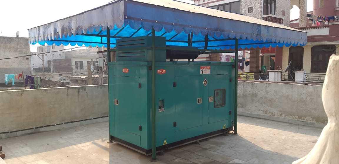 Máy phát điện 45 kva 3 pha chạy dầu