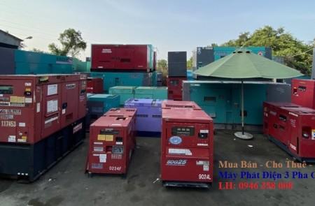 Mua Bán Máy Phát Điện Tại Bà Rịa Vũng Tàu