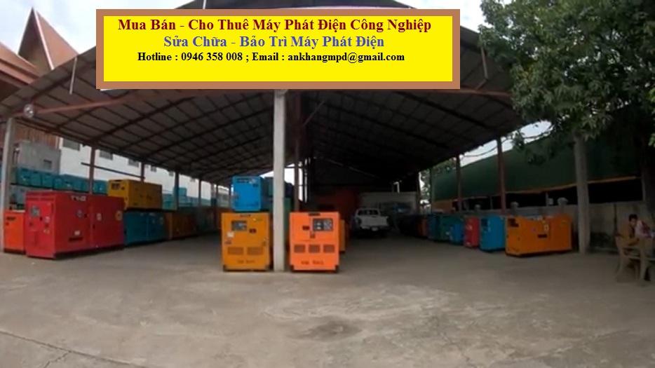 Mua bán máy phát điện tại Đắk Lắk Đắk Nông