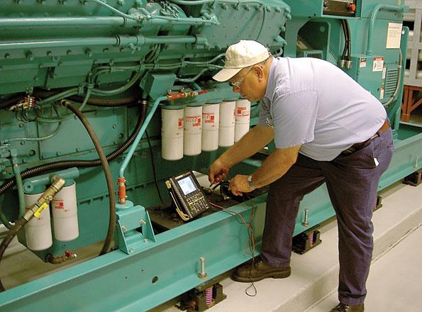 bảo trì bảo dưỡng máy phát điện Cummins