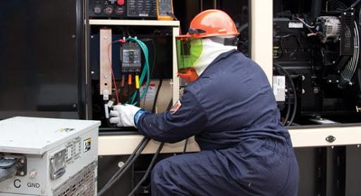 bảo trì máy phát điện chạy dầu