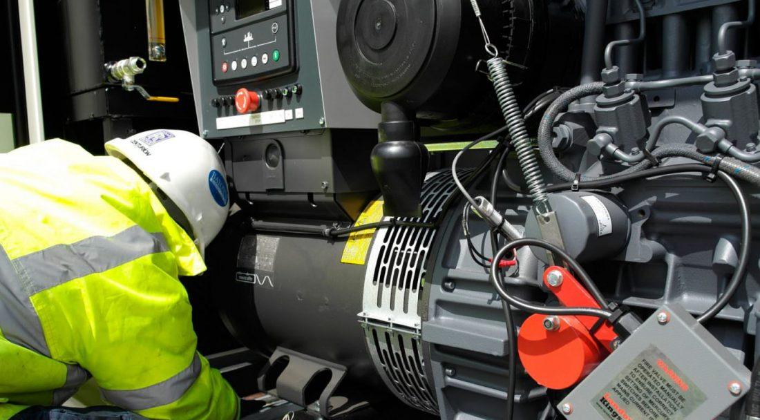 bảo trì sửa chữa máy phát điện tại Bình Thuận