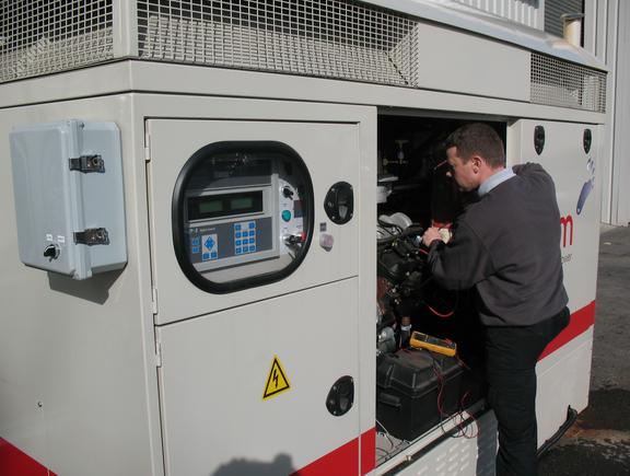 bảo trì Sửa chữa máy phát điện tại Ninh Thuận